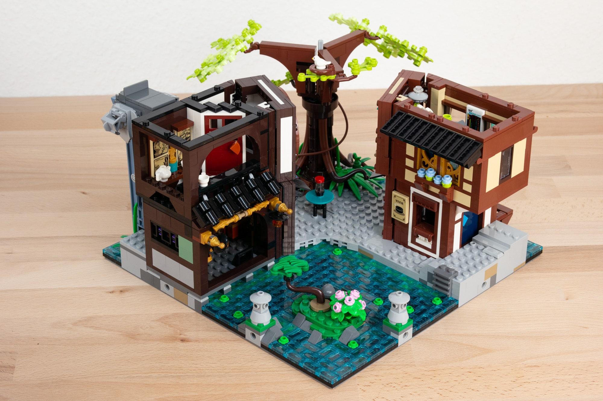 LEGO 71741 Ninjago City Gardens (11 Von 65)