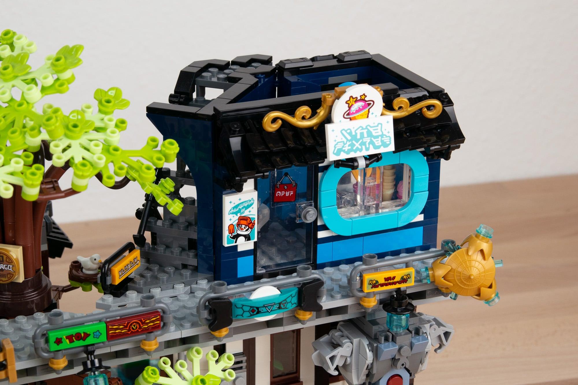 LEGO 71741 Ninjago City Gardens (13 Von 65)