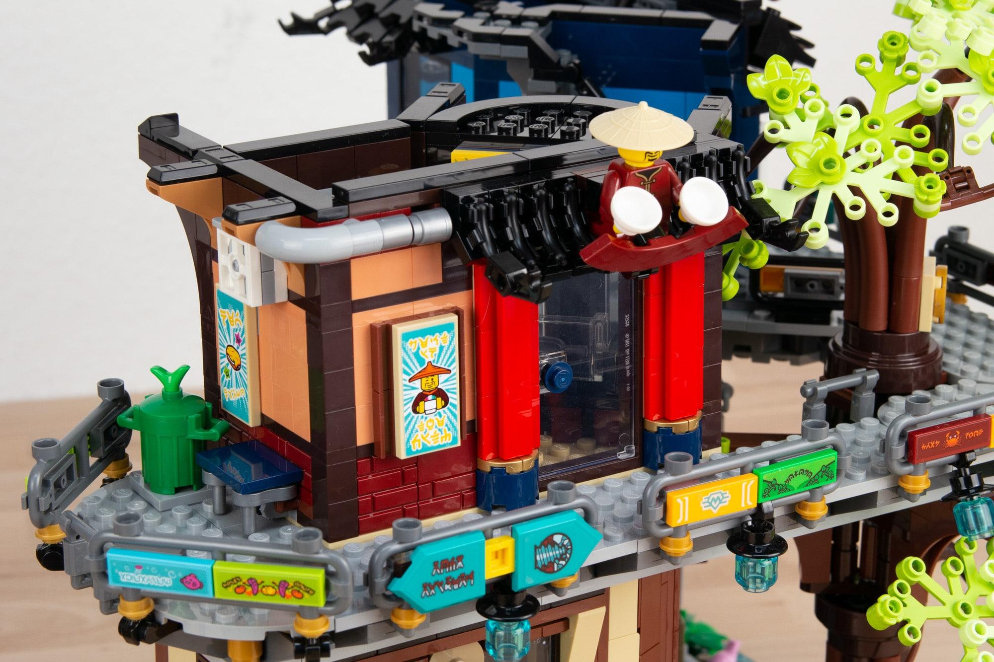 LEGO 71741 Ninjago City Gardens (14 Von 65)