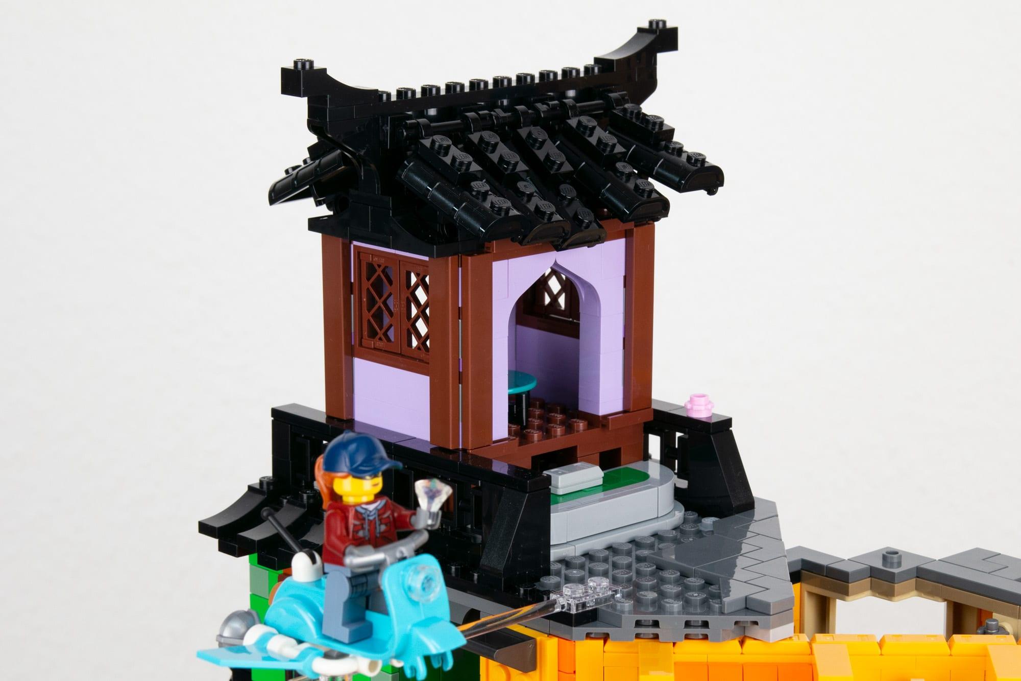 LEGO 71741 Ninjago City Gardens (19 Von 65)