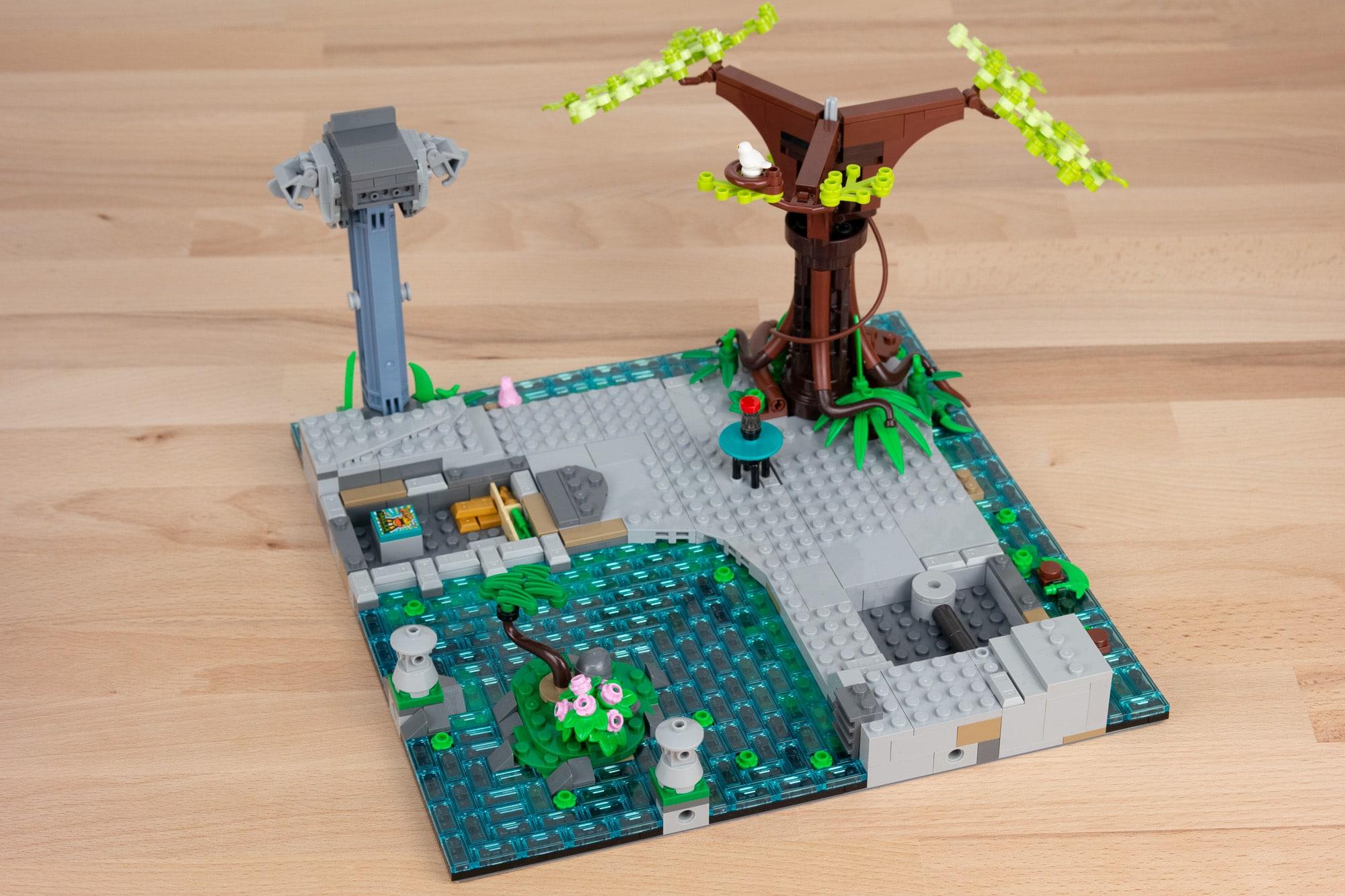 LEGO 71741 Ninjago City Gardens (2 Von 65)