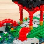 LEGO 71741 Ninjago City Gardens 21