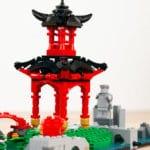 LEGO 71741 Ninjago City Gardens 23