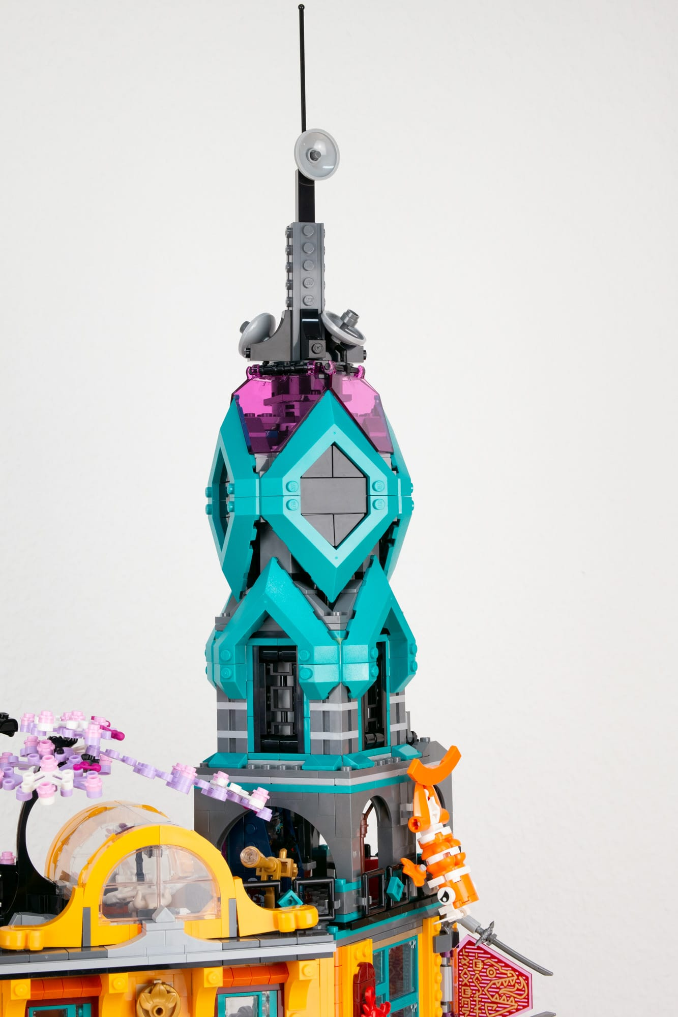 LEGO 71741 Ninjago City Gardens (23 Von 65)