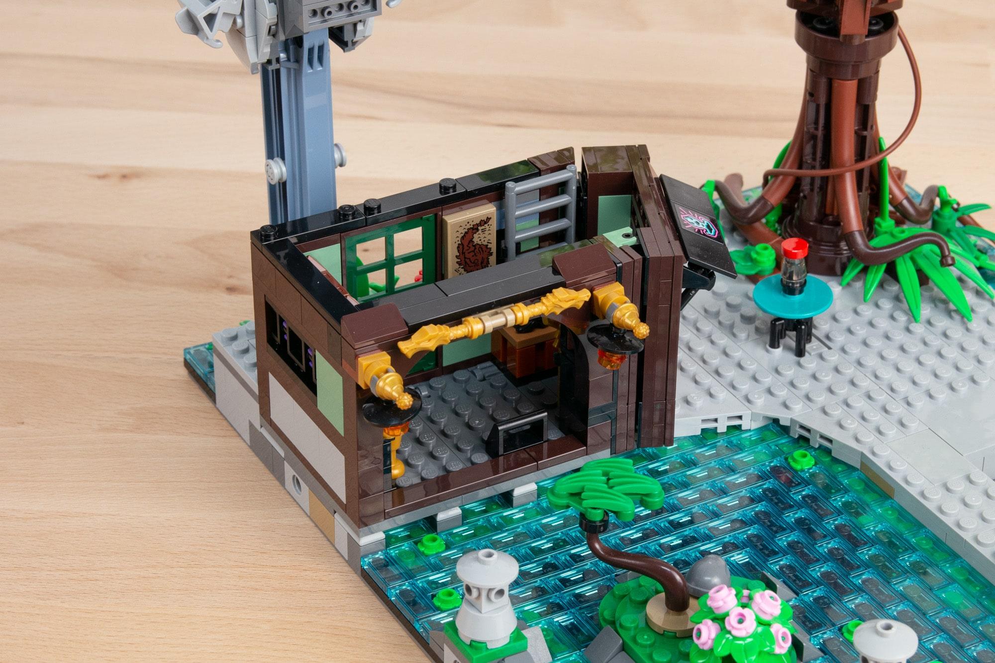 LEGO 71741 Ninjago City Gardens (3 Von 65)