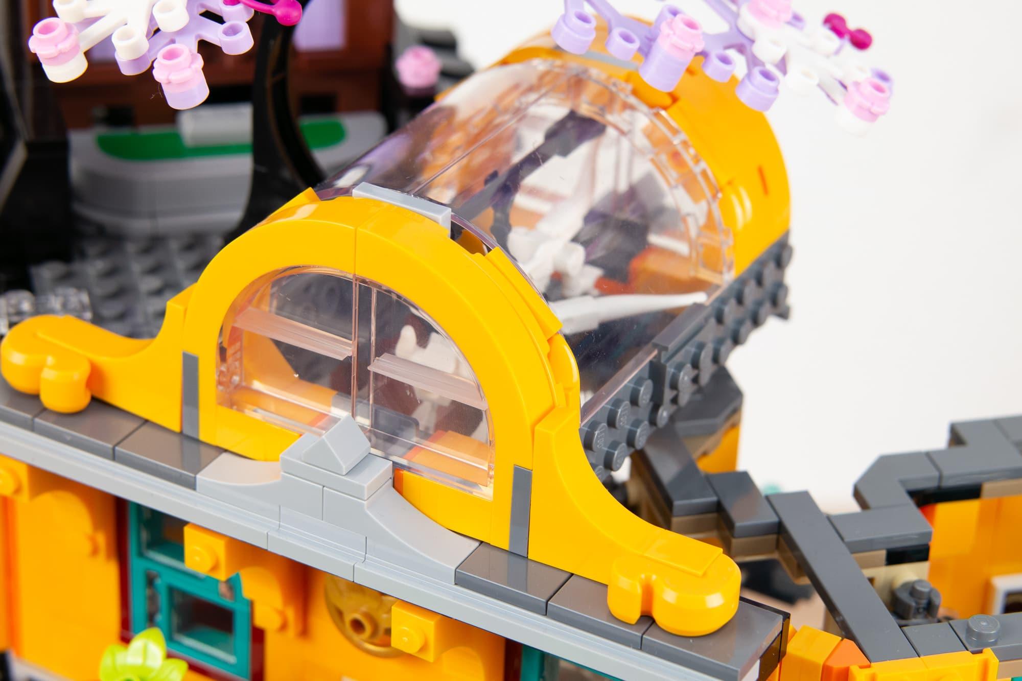 LEGO 71741 Ninjago City Gardens (35 Von 65)