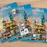 LEGO 71741 Ninjago City Gardens 42