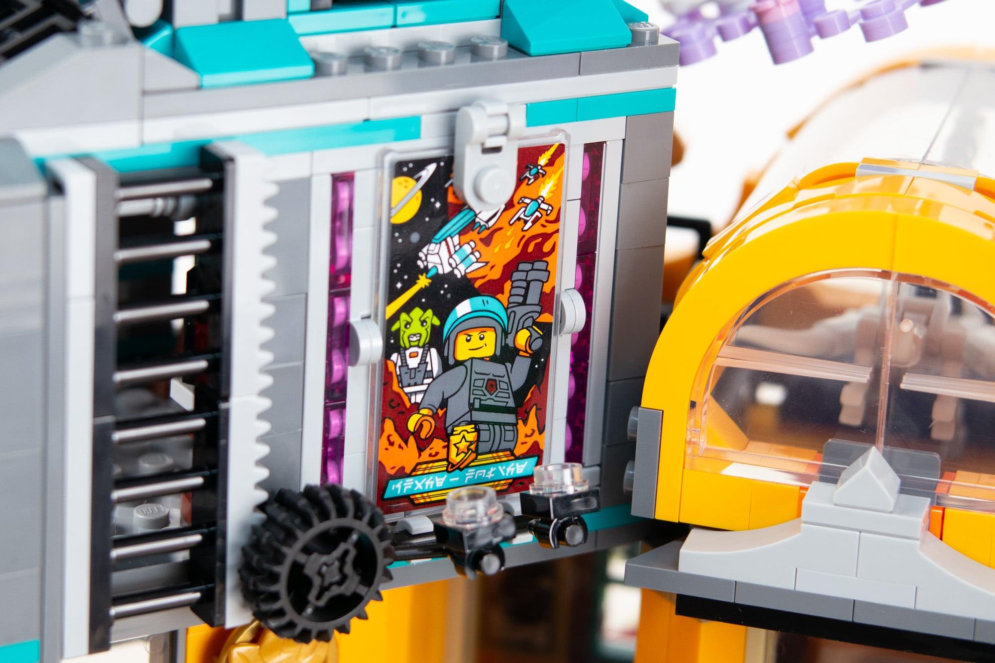 LEGO 71741 Ninjago City Gardens (43 Von 65)