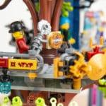 LEGO 71741 Ninjago City Gardens 44