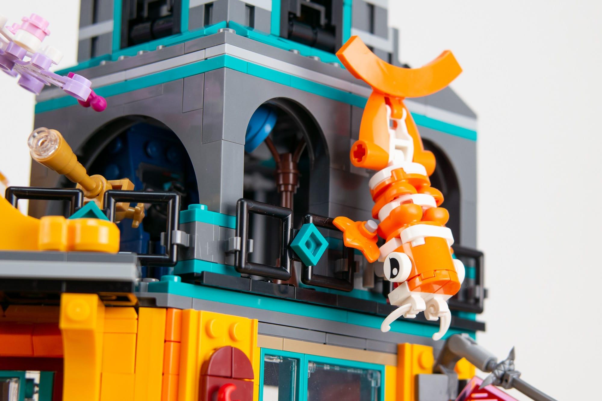 LEGO 71741 Ninjago City Gardens (44 Von 65)