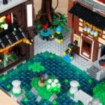 LEGO 71741 Ninjago City Gardens 48