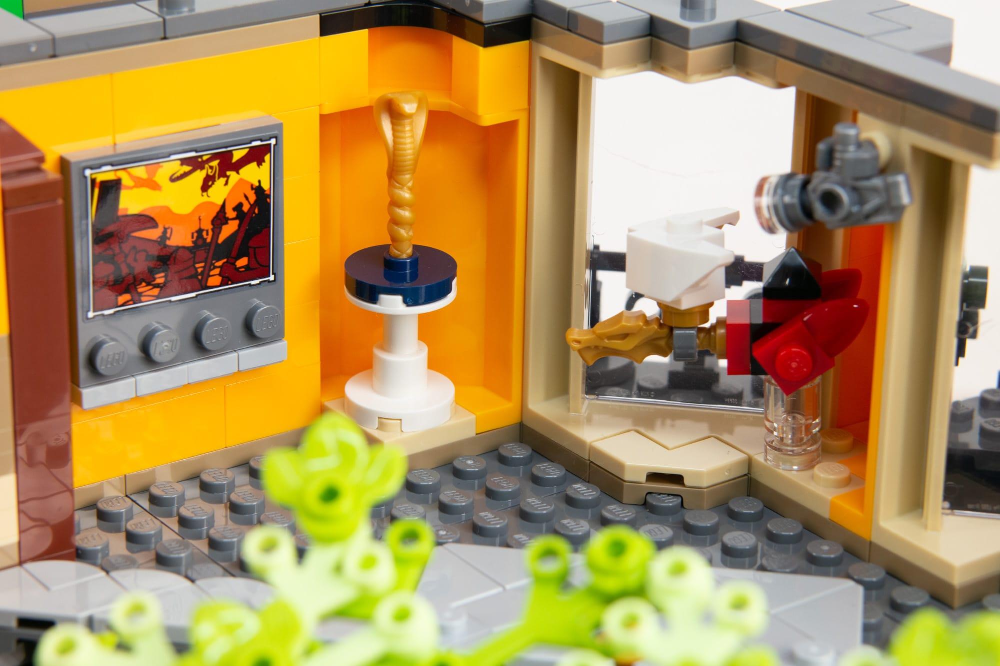 LEGO 71741 Ninjago City Gardens (52 Von 65)
