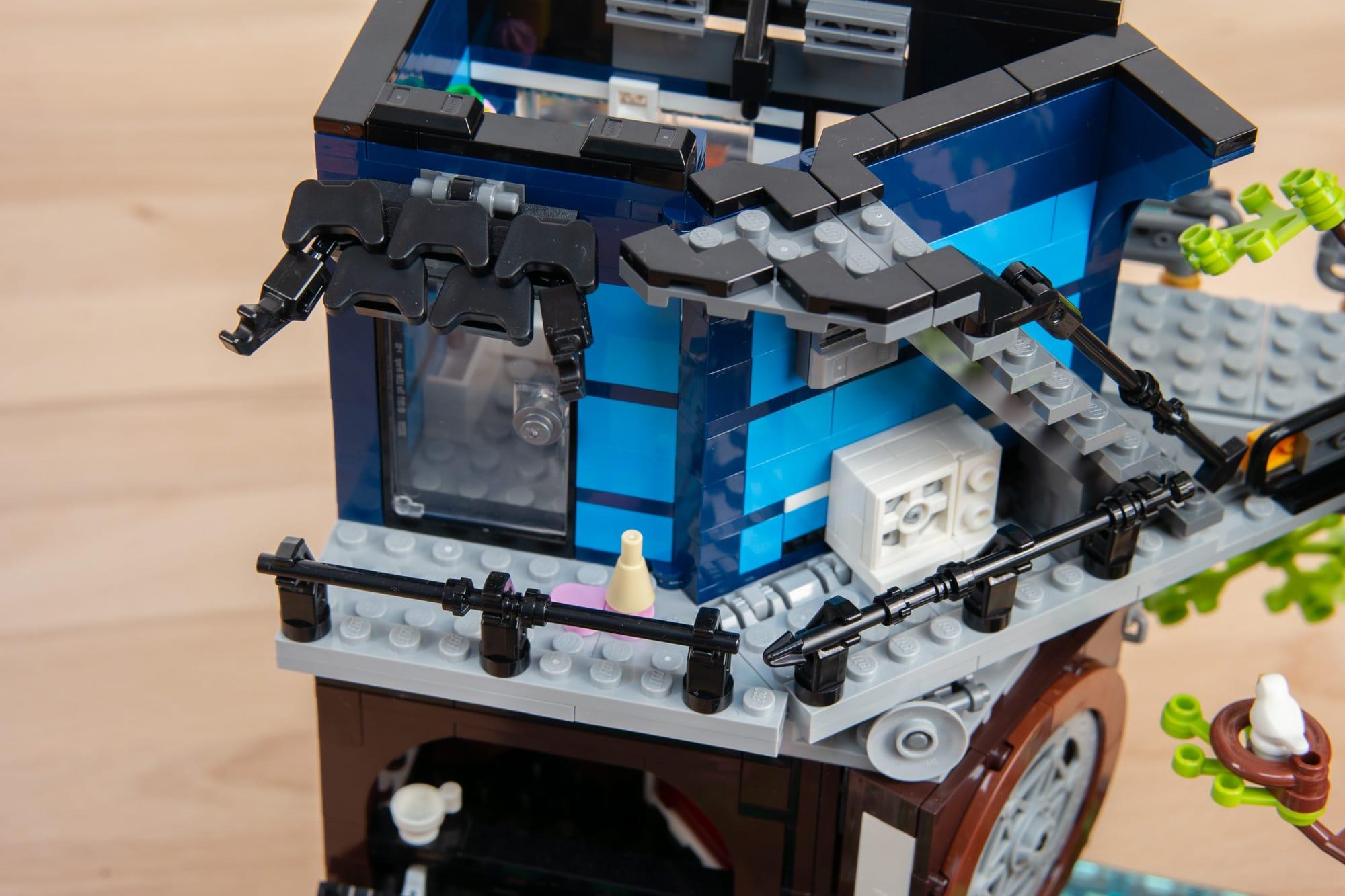 LEGO 71741 Ninjago City Gardens (55 Von 65)