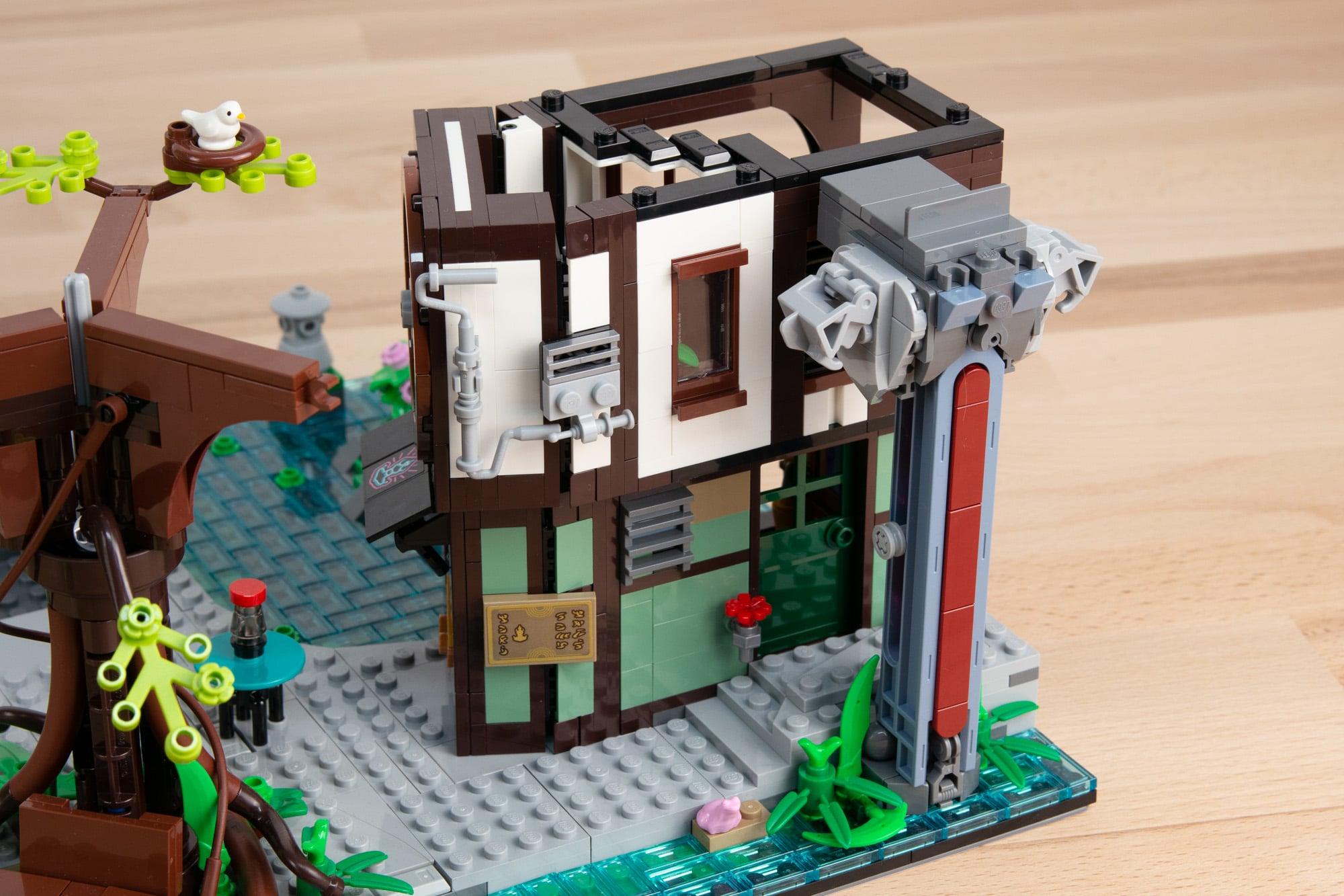LEGO 71741 Ninjago City Gardens (6 Von 65)