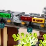 LEGO 71741 Ninjago City Gardens (63 Von 65)