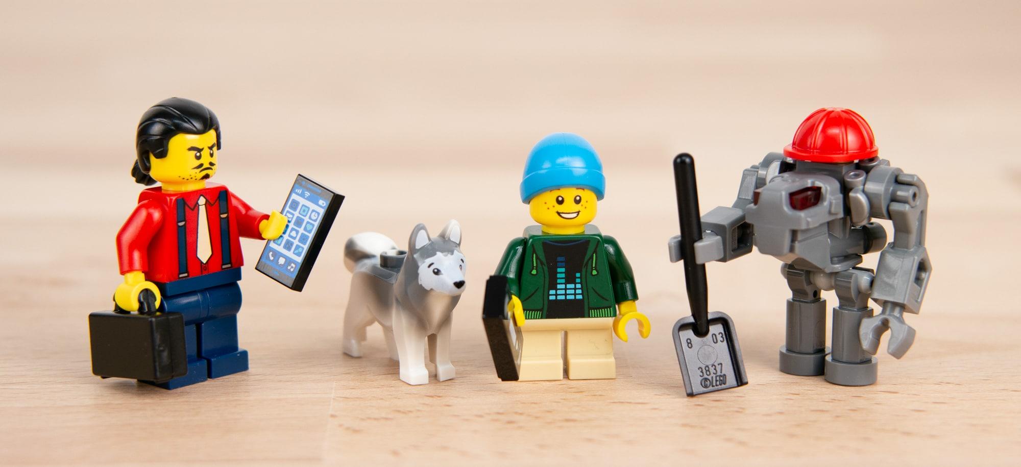 LEGO 71741 Ninjago City Gardens 71
