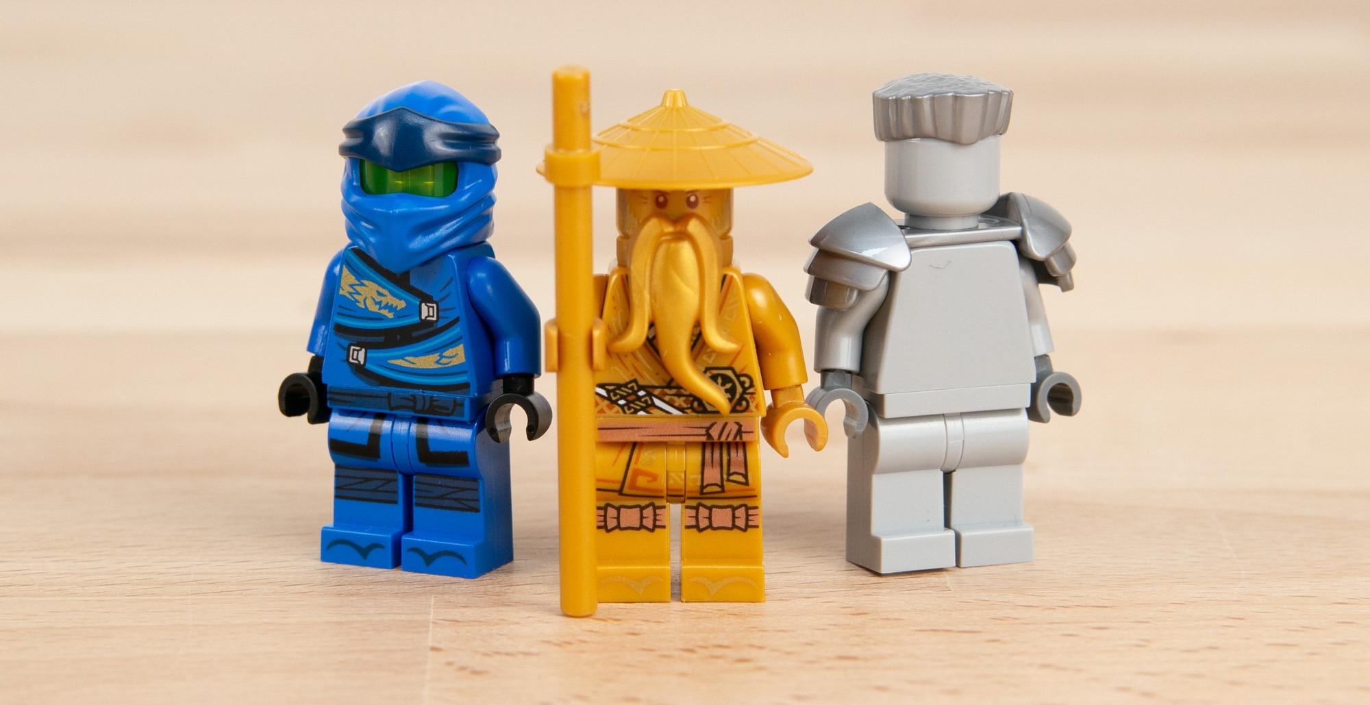 LEGO 71741 Ninjago City Gardens 74