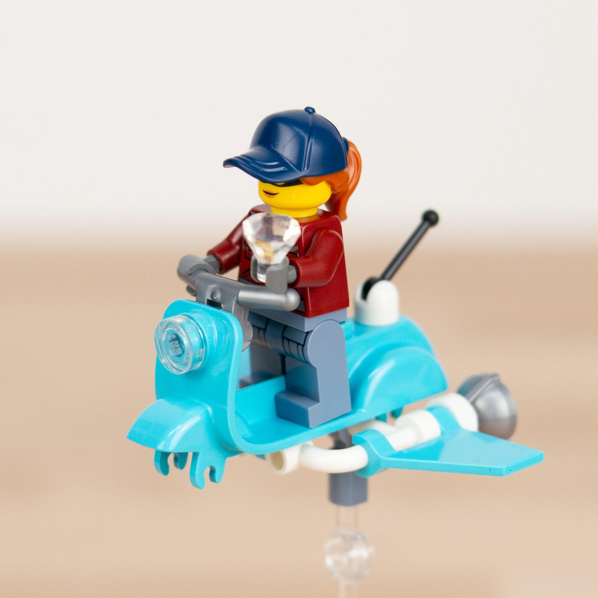 LEGO 71741 Ninjago City Gardens 76