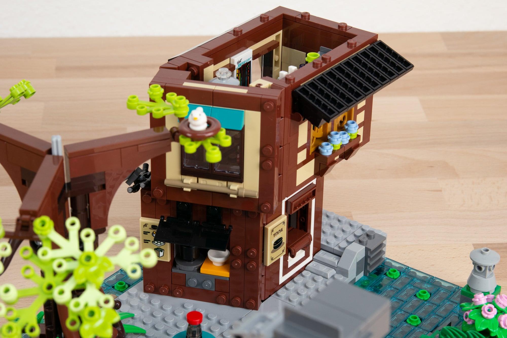 LEGO 71741 Ninjago City Gardens (9 Von 65)