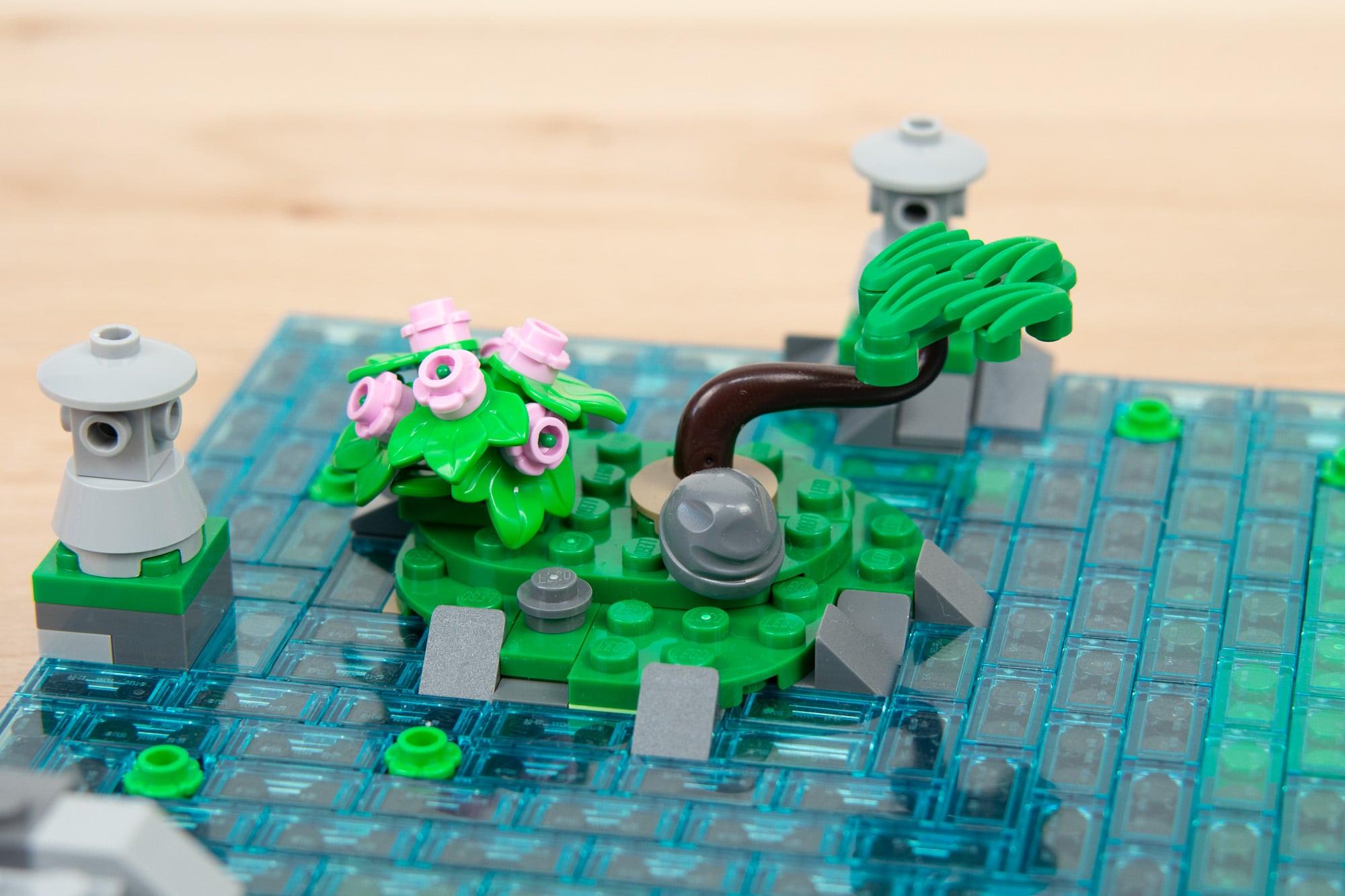 LEGO 71741 Ninjago City Gardens 9