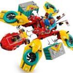 LEGO 80023 Monkie Kids Hubschrauberdrohne (10)