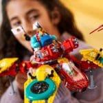 LEGO 80023 Monkie Kids Hubschrauberdrohne (21)
