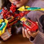 LEGO 80023 Monkie Kids Hubschrauberdrohne (22)