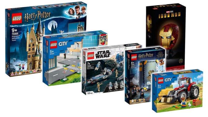 LEGO Angebote Amazon Februar 2021