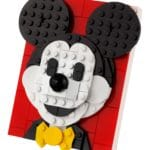 LEGO Brick Sketches 40456 Mickey Mouse (1)