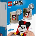 LEGO Brick Sketches 40456 Mickey Mouse (3)