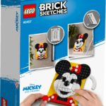 LEGO Brick Sketches 40457 Minnie Mouse (3)