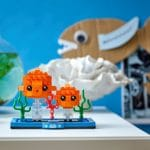 LEGO Brickheadz 40442 Goldfisch 6