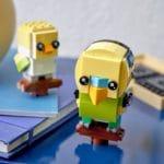 LEGO Brickheadz 40443 Budgie 6