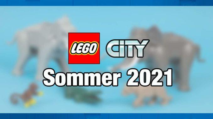 LEGO City Sommerneuheiten Titel 2