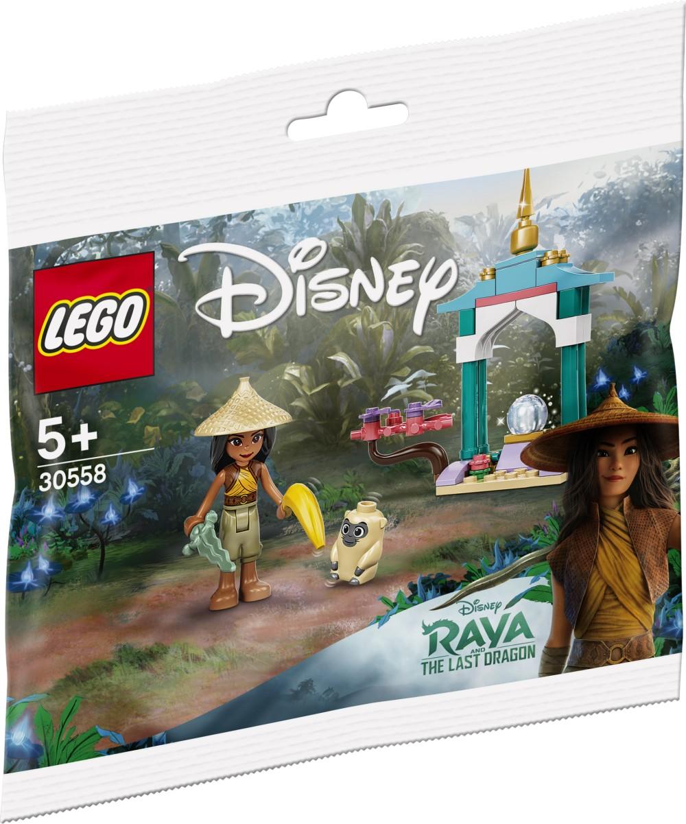 LEGO Disney 30558 Raya Und Der Ongi