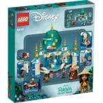 LEGO Disney Raya 43181 Raya Herz Palast (1)