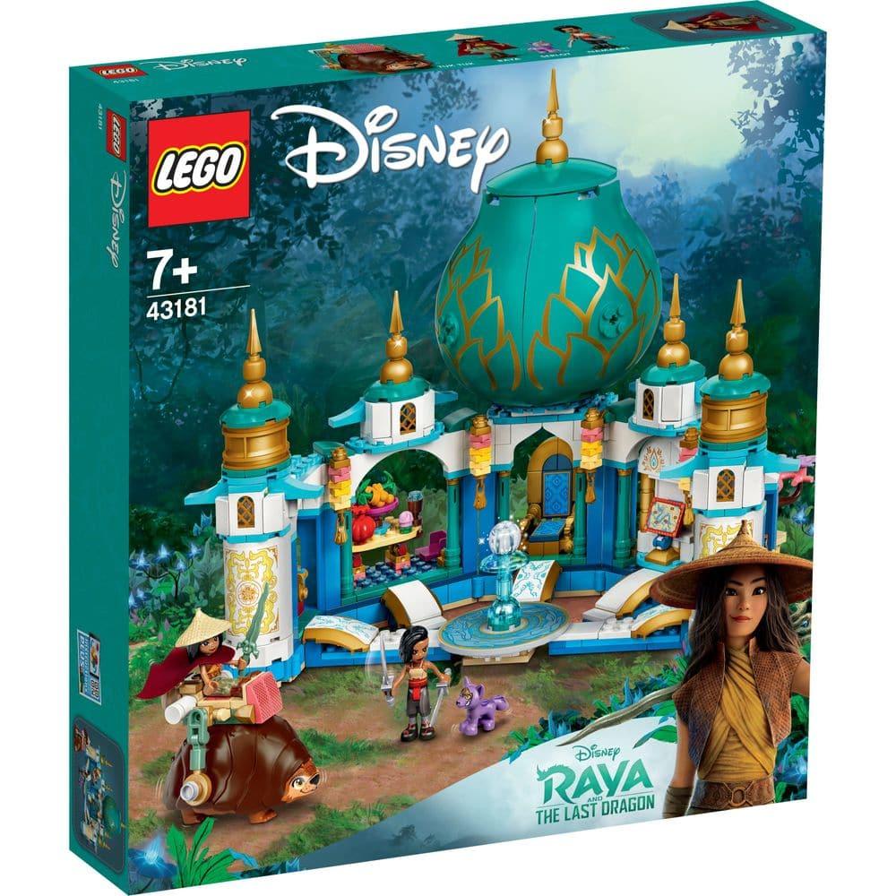 LEGO Disney Raya 43181 Raya Herz Palast (3)