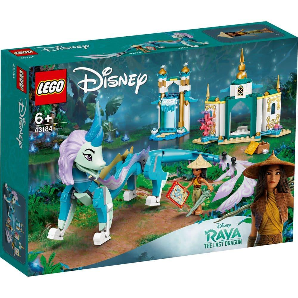 LEGO Disney Raya 43184 Raya Und Drache Sisu (1)