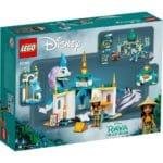 LEGO Disney Raya 43184 Raya Und Drache Sisu (2)