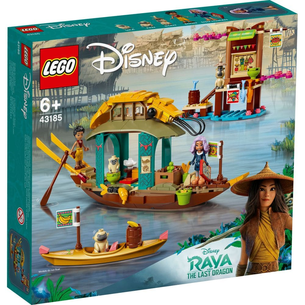 LEGO Disney Raya 43185 Bouns Boot (1)