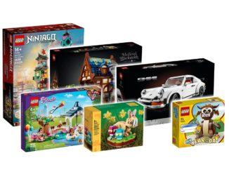 LEGO Februar 2021 Neuheiten