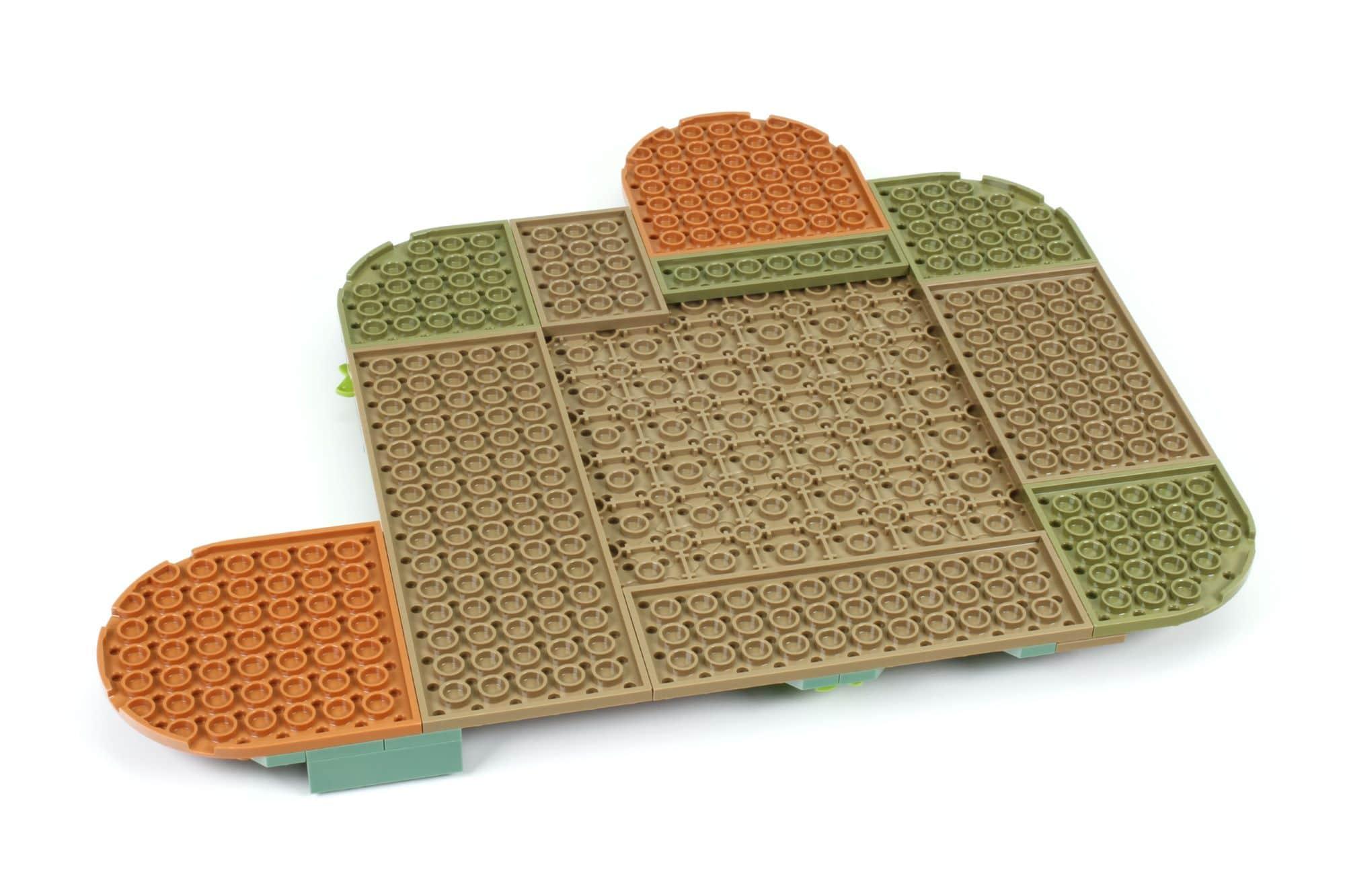 LEGO Ideas 21325 Mittelalterliche Schmiede Bauabschnitt 1 3