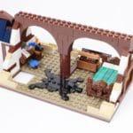 LEGO Ideas 21325 Mittelalterliche Schmiede Bauabschnitt 10 1
