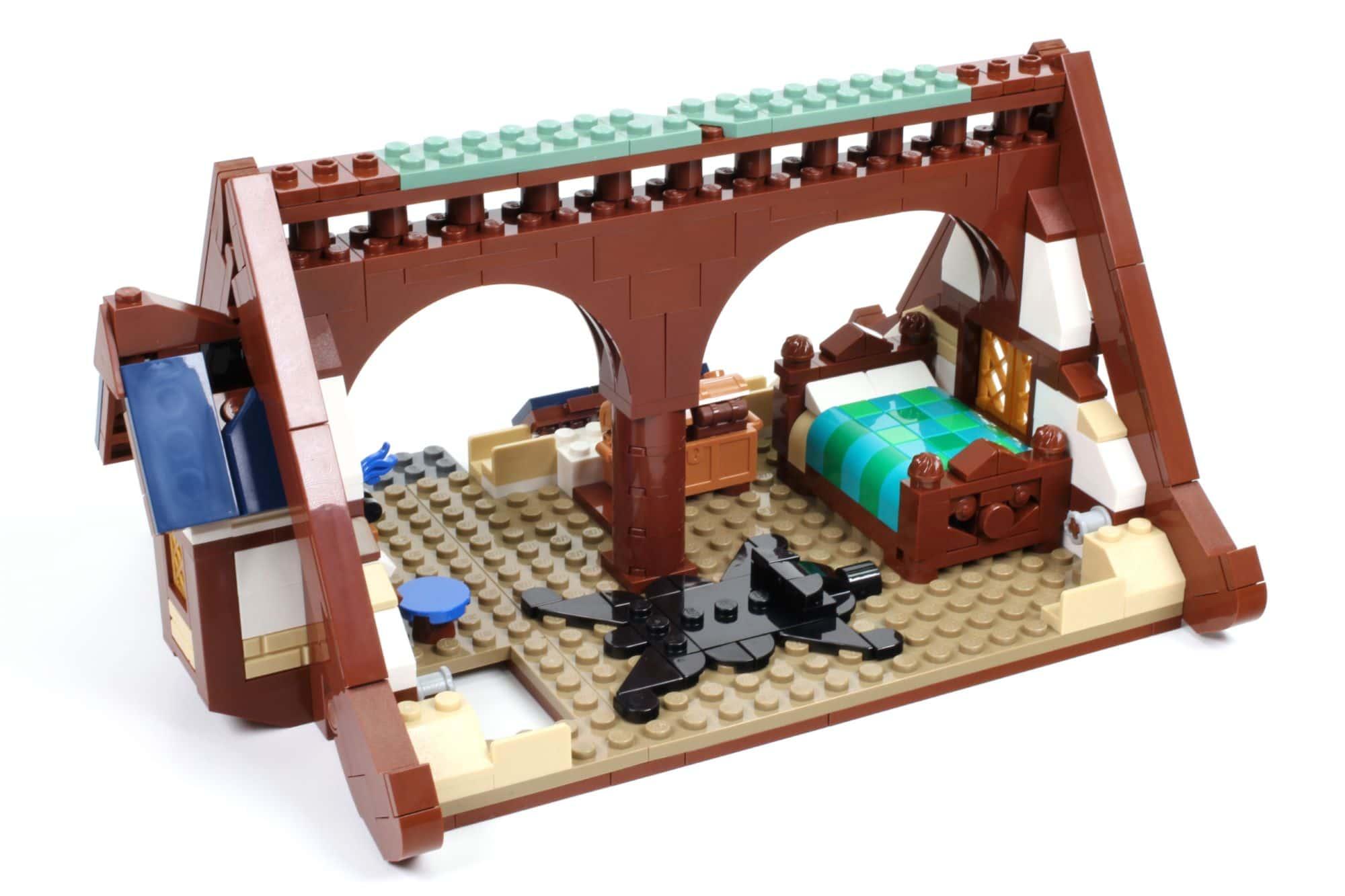 LEGO Ideas 21325 Mittelalterliche Schmiede Bauabschnitt 11 1