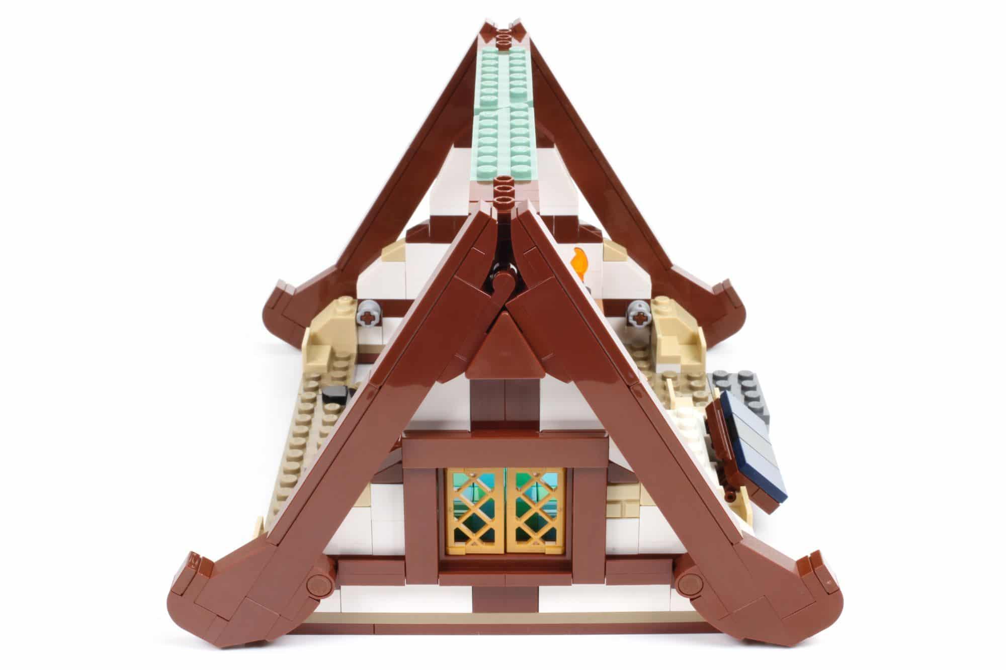 LEGO Ideas 21325 Mittelalterliche Schmiede Bauabschnitt 11 2