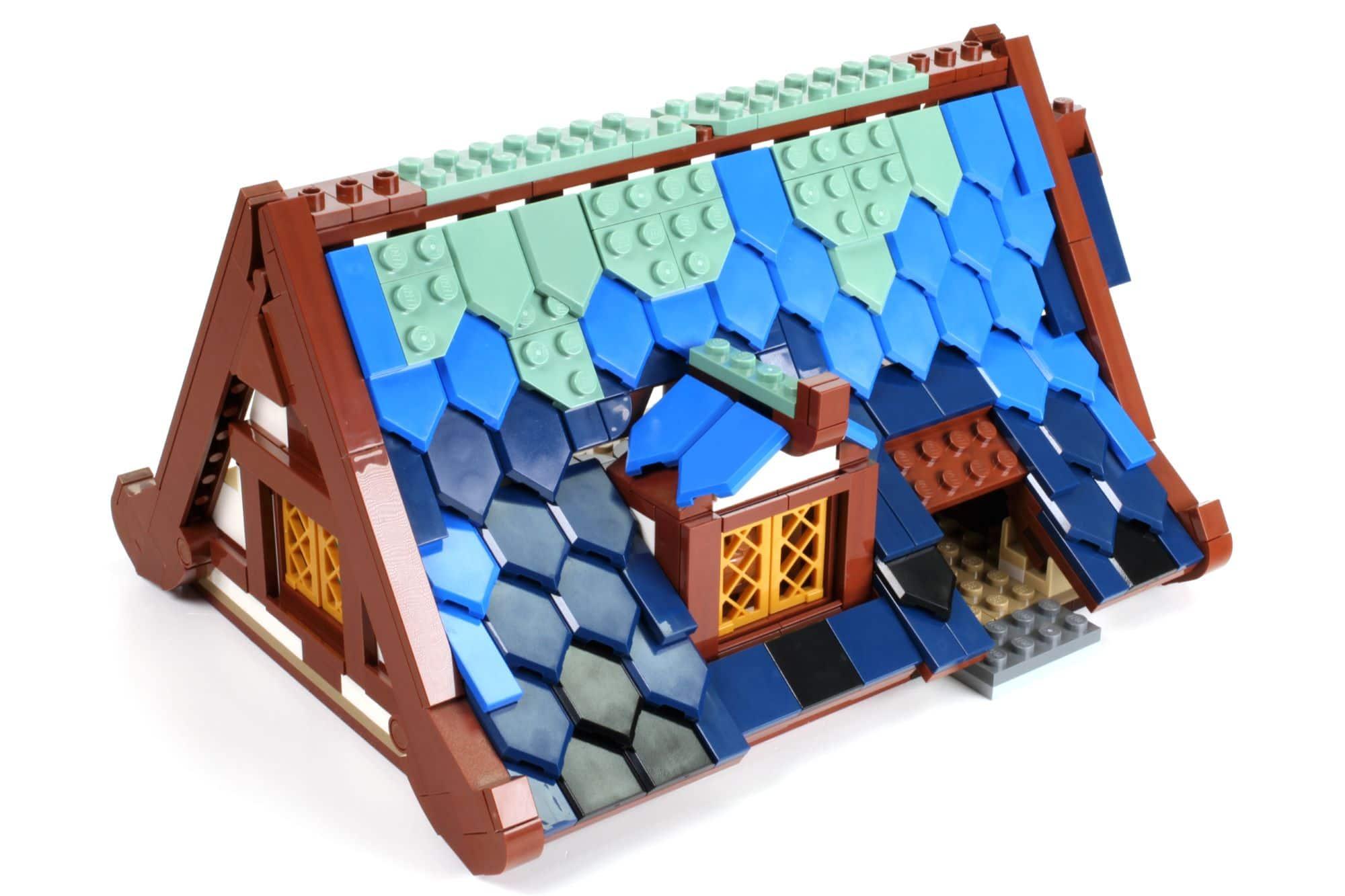 LEGO Ideas 21325 Mittelalterliche Schmiede Bauabschnitt 12 1