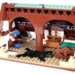LEGO Ideas 21325 Mittelalterliche Schmiede Bauabschnitt 12 4
