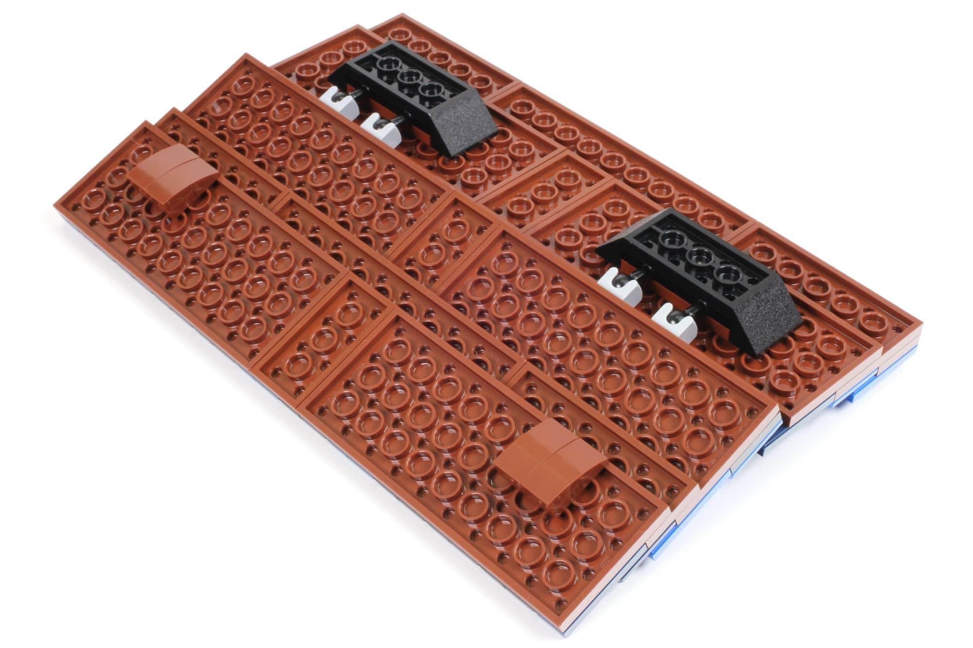 LEGO Ideas 21325 Mittelalterliche Schmiede Bauabschnitt 13 2