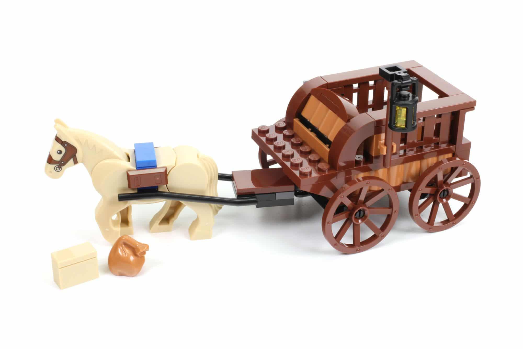 LEGO Ideas 21325 Mittelalterliche Schmiede Bauabschnitt 14 1