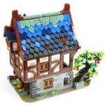LEGO Ideas 21325 Mittelalterliche Schmiede Bauabschnitt 14 3